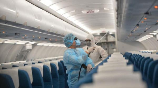 7 hành khách cùng chuyến bay với nữ tiếp viên hàng không dương tính Covid-19 lần 1 đã bay nối chuyến vào TP. HCM
