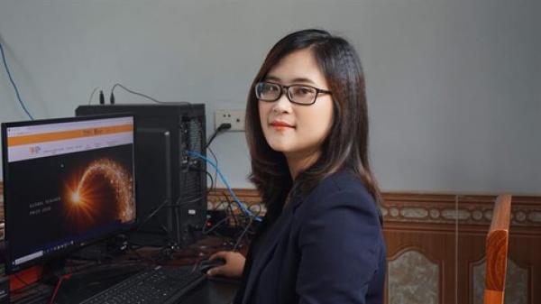 Điều ít biết về cô giáo ở Phú Thọ lọt Top 50 giáo viên xuất sắc toàn cầu năm 2020