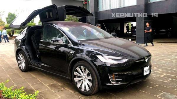 Chiếc ô tô điện nhanh nhất thế giới hơn 8 tỷ đồng về tay đại gia Phú Thọ