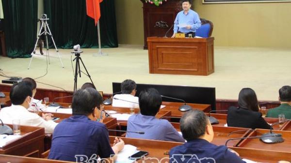 Hưng Yên: Kiên quyết không để dịch bệnh Covid-19 xảy ra trên địa bàn tỉnh