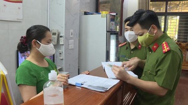 Công an Phú Thọ tăng cường rà soát người nhập cảnh để ngăn ngừa dịch Covid-19