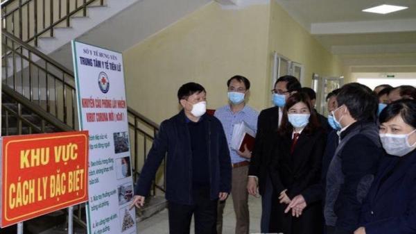 Hưng Yên: Quyết liệt các giải pháp chống đại dịch Covid - 19