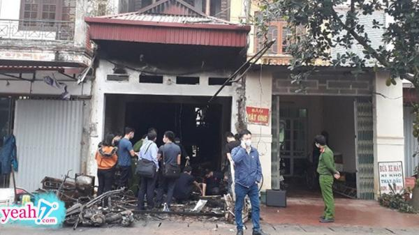 Vụ anh trai đổ xăng đốt cả nhà em ở Hưng Yên: Nạn nhân 8 tuổi đã tử vong