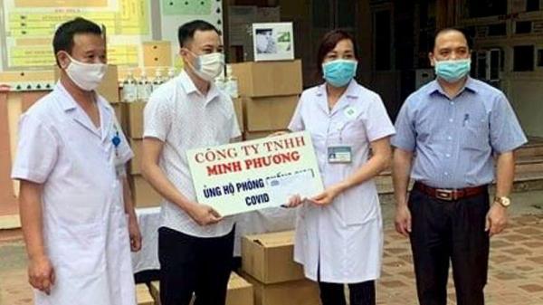 Hưng Yên: Nhiều hoạt động chung tay phòng, chống dịch Covid-19