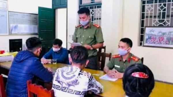 Phú Thọ : Xử phạt đối tượng đăng tin dịch bệnh COVID-19 sai sự thật