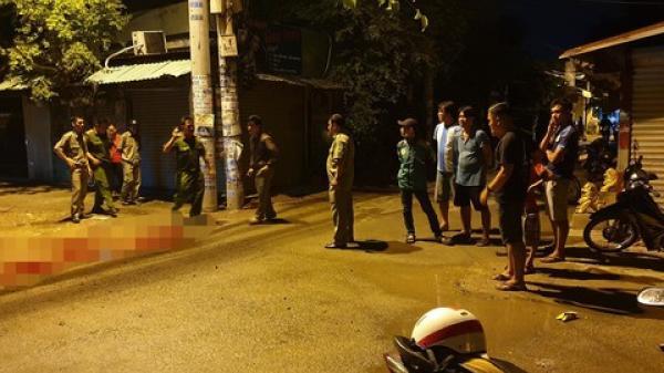 Hỗn chiến vì mâu thuẫn trên mạng, thanh niên bị đâm chết ở Sài Gòn