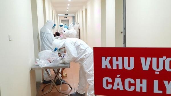 Cập nhật ngày 9/4: Thêm 4 ca mắc mới COVID-19, có 2 người tiếp xúc gần bệnh nhân 243, Việt Nam có 255 ca