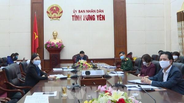 Hưng Yên: Chỉ thị của Chủ tịch UBND tỉnh về việc tiếp tục thực hiện quyết liệt công tác phòng, chống dịch Covid-19 trên địa bàn tỉnh