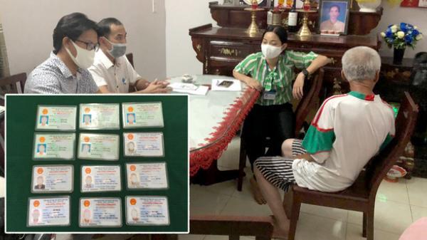 Cụ ông ăn xin ở Sài Gòn tiết lộ lý do có 12 giấy CMND và số tiền 54 triệu đồng