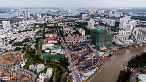 Dân cư khu cao cấp ở Sài Gòn Internet như thời 2003, phải dùng 4G