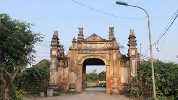 Chiêm ngưỡng vẻ đẹp yên bình làng cổ 200 năm ở Hưng yên