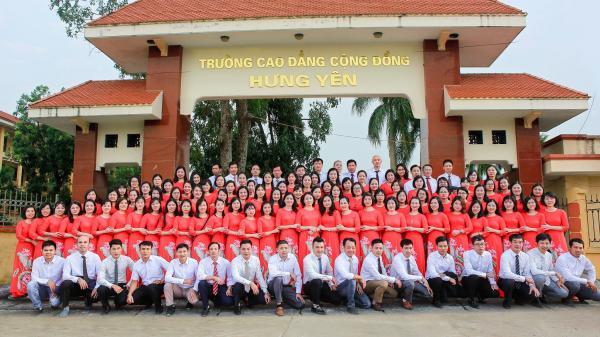 Phê duyệt Đề án thành lập Trường tiểu học và Trung học cơ sở Hưng Yên thuộc Trường cao đẳng Cộng đồng Hưng Yên.