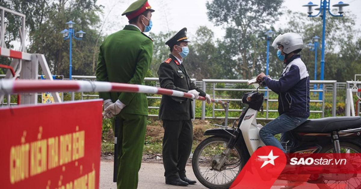 Hưng Yên gỡ bỏ lệnh phong tỏa thôn có hơn 1.400 dân, duy trì kiểm tra thân nhiệt những ngày tiếp theo