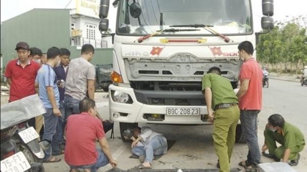 Tài xế quê Hưng Yên tông chết người rồi lái xe bỏ trốn