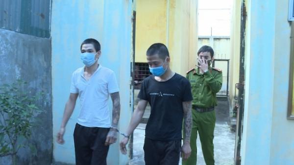 Bắt giữ hai con nghiện trộm 29 bao cám ở Hưng Yên