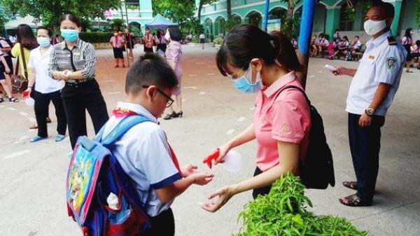 Học sinh TP.HCM sẽ học cả hai buổi sáng - chiều và ngày thứ 7