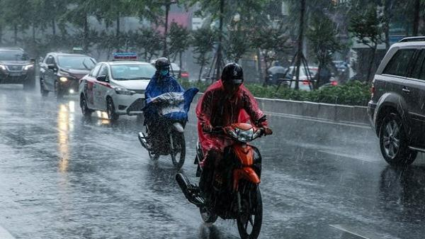 Phú Thọ chuẩn bị đón mưa dông mạnh, đề phòng nguy cơ ngập úng