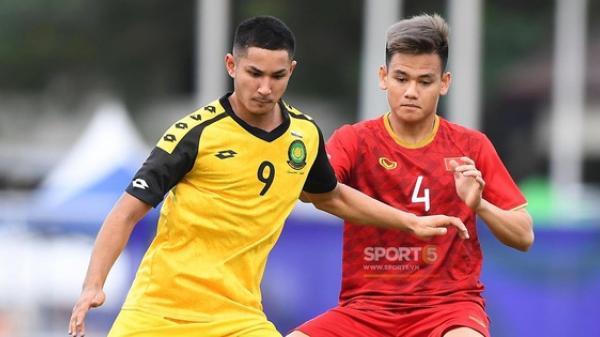 """Thầy Park bức xúc vì pha lật kèo 180 độ của U22 Brunei: """"Cầu thủ giàu nhất thế giới"""" không được đăng ký đá chính nhưng lại bất ngờ ra sân một cách đầy khó hiểu"""