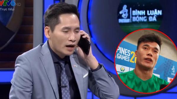 Nhiều dân mạng lên tiếng: 'Yêu cầu BTV Quốc Khánh công khai xin lỗi vì đã mỉa mai Bùi Tiến Dũng trên chương trình bình luận bóng đá'