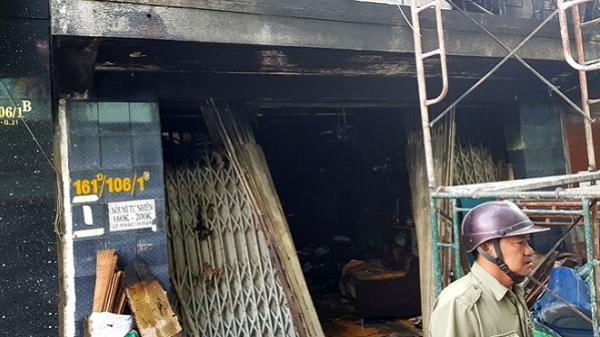 Chồng bất lực nhìn vợ con thiệt mạng trong đám cháy ở Sài Gòn