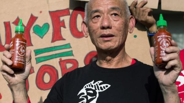NGƯỠNG MỘ: Lão nông rời Sài Gòn, lập đế chế tương ớt triệu đô trên đất Mỹ