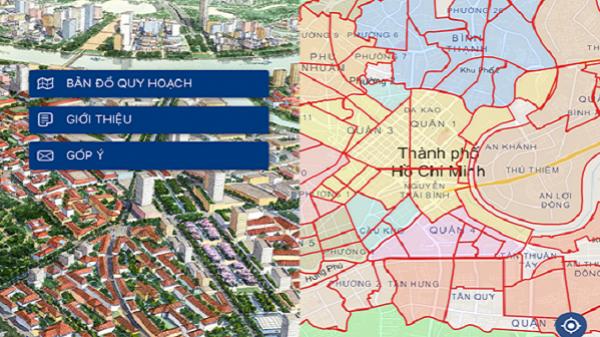 Cách tra cứu thông tin nhà đất ở TP.HCM bằng smartphone