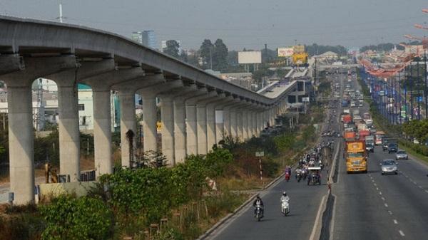 TP.HCM: Tuyến metro số 1 có nguy cơ chậm tiến độ vì thiếu vốn