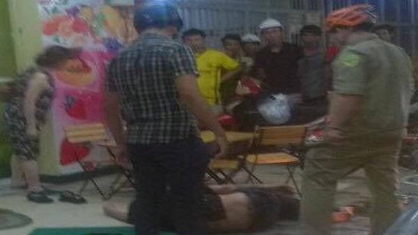 Băng côn đồ truy sát người trước quán trà sữa ở Sài Gòn