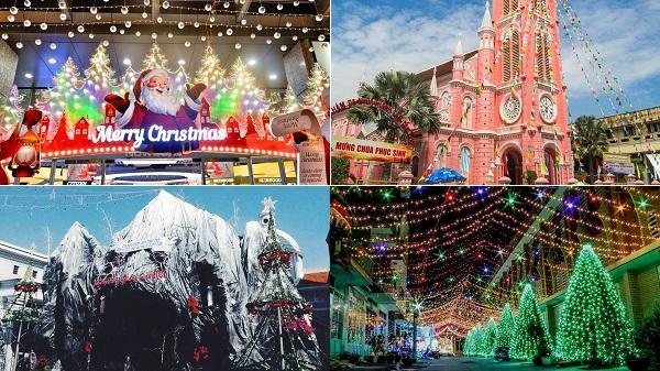 """11 địa địa check-in mùa Noel mà các """"thánh sống ảo"""" Sài thành không nên bỏ qua"""