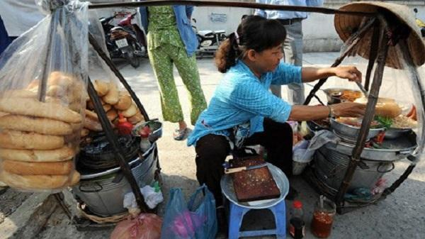 TP. HCM lọt top thiên đường ẩm thực đường phố hàng đầu Thế Giới