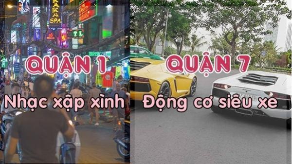 Nghe hết âm thanh đặc trưng của 24 quận huyện Sài Gòn để biết vì sao ở đây nhộn nhịp quá chừng!