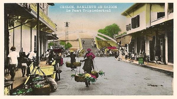 Tiết lộ thú vị về cầu Ba Cẳng ở Sài Gòn xưa