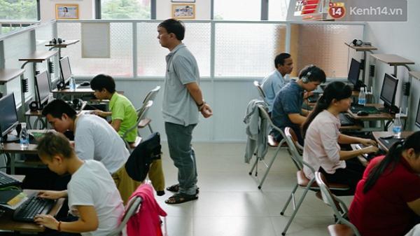 Sài Gòn có một lớp học đặc biệt... từ thầy tới trò
