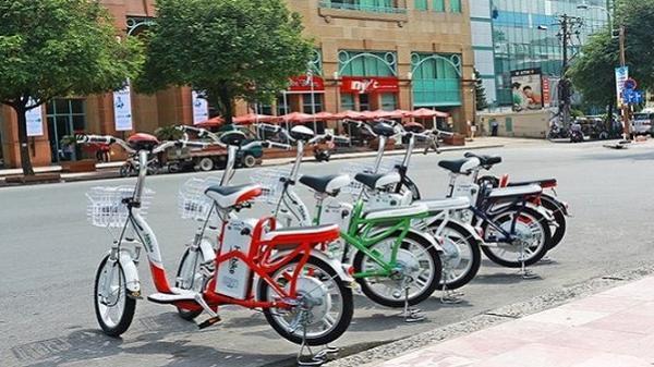 Quận 1 sẽ có 1.000 xe máy điện công cộng?