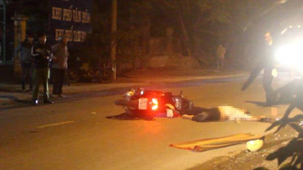 Truy tìm xe container cán chết người đàn ông lúc rạng sáng ở Sài Gòn