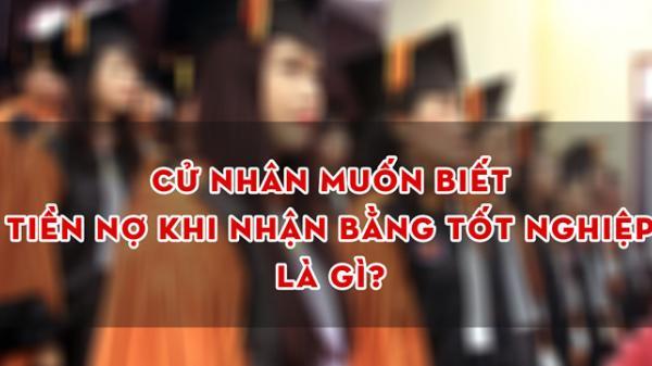 Sinh viên ĐH Quốc gia TP.HCM bức xúc vì phải đóng thêm tiền khi nhận bằng tốt nghiệp