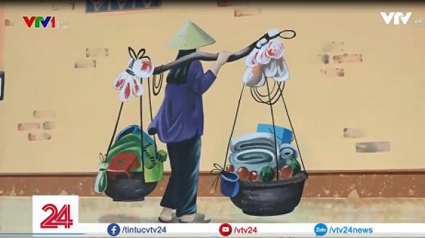 Thích thú ngắm nhìn cuộc sống qua những mảng tường đầy màu sắc ở Tp. Hồ Chí Minh