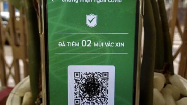 """TP.HCM: Những hoạt động áp dụng """"Thẻ xanh Covid-19"""""""