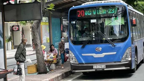 TP.HCM: Từ 1-10, đề xuất cho xe buýt, taxi, ô tô công nghệ hoạt động lại