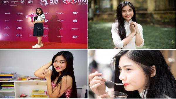 """Vẻ lai Tây """"đẹp không góc chết"""" của gái xinh Sài Thành trong cuộc thi Miss Teen 2017"""