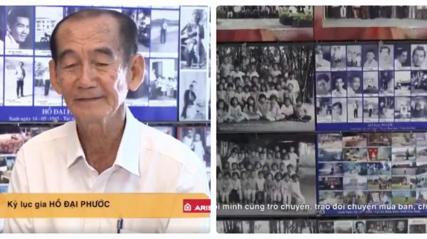 THÚ VỊ: Trò chuyện với người đàn ông... ĐI CHỢ nhiều nhất Việt Nam