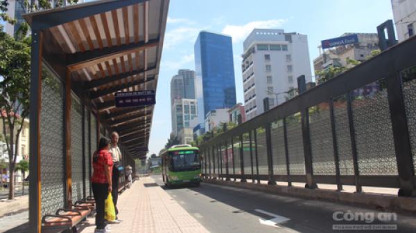 Ngày mai (28/12), trạm trung chuyển xe buýt Bến Thành chính thức đi vào hoạt động