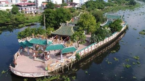 Miếu Nổi - địa chỉ tạ lễ, cầu duyên cuối năm của người Sài Gòn