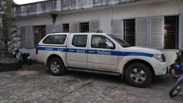 Thượng úy CSGT tử nạn khi tuần tra trên cao tốc TP. HCM - Trung Lương