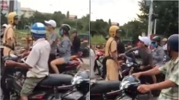 Thanh niên 'hổ báo', đánh CSGT để ra oai với bạn gái và cái kết đầy bất ngờ