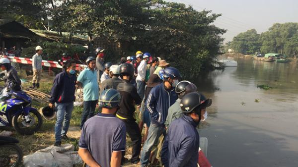 TP.HCM: Thanh niên nhậu say rơi xuống sông, bỏ xe về nhà ngủ khiến hàng chục người nhái lặn tìm