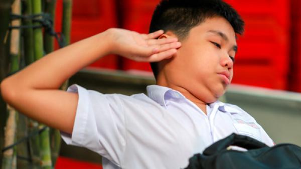 Học sinh THPT ở Sài Gòn đang thiếu ngủ trầm trọng