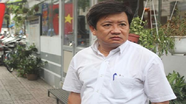 Ông Đoàn Ngọc Hải xin từ chức