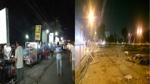Xôn xao thông tin chợ đêm làng đại học - nơi thân thuộc với hầu hết sinh viên Sài Gòn đã giải toả?