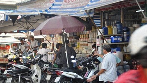 Giữa năm 2018 mới xóa chợ 'thần chết' Kim Biên